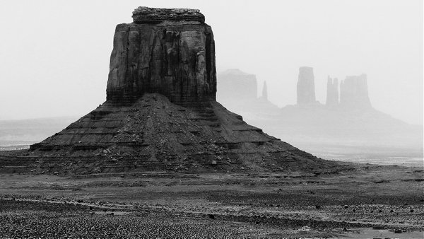 Monument Valley in Winter thumbnail