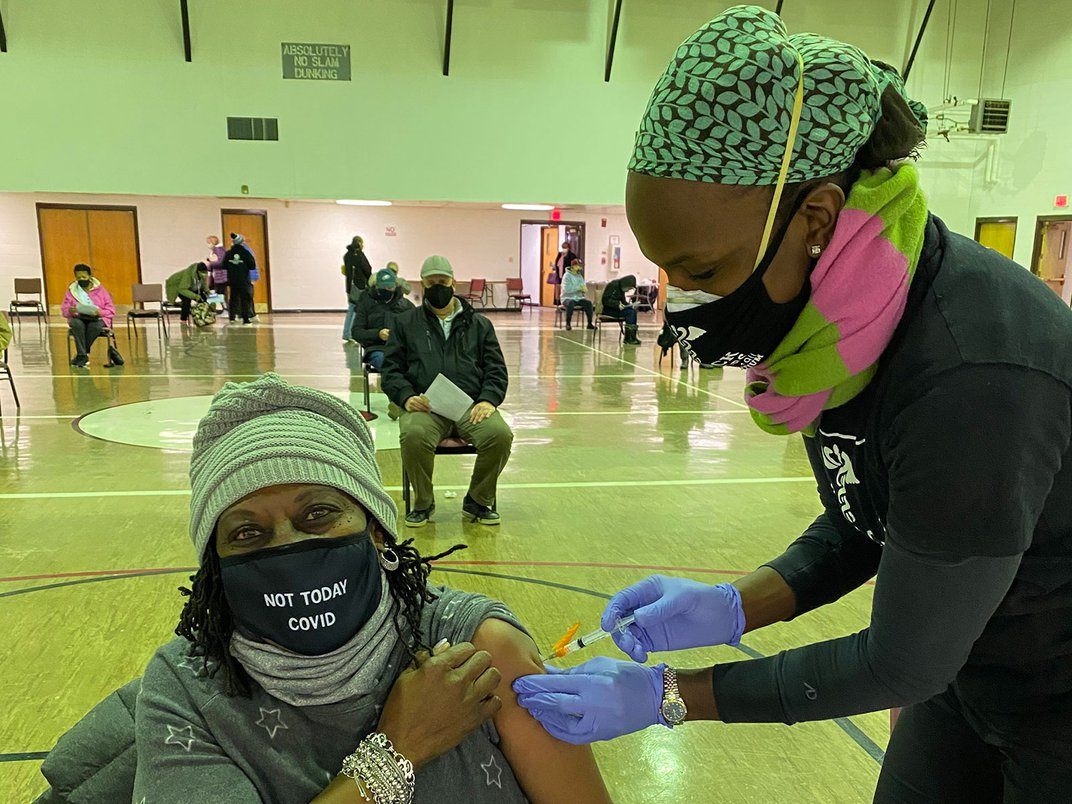 Meet the Black Physicians Bringing Covid Vaccines to Hard-Hit Philadelphia Communities