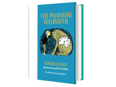 Phantom Tollbooth, Norton Juster's first book, was published in 1961 and came about accidentally, through procrastination and boredom.