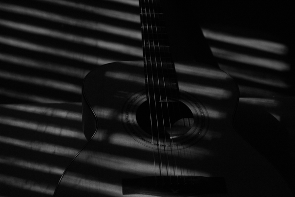 A isolated Guitar  thumbnail