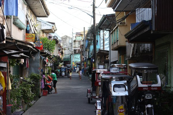 Quiet Streets in the Philippines thumbnail