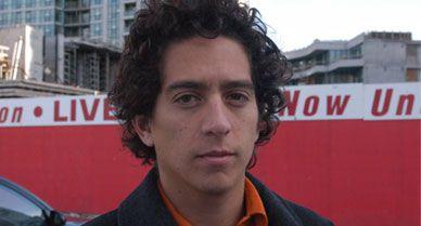 Daniel Alarcon