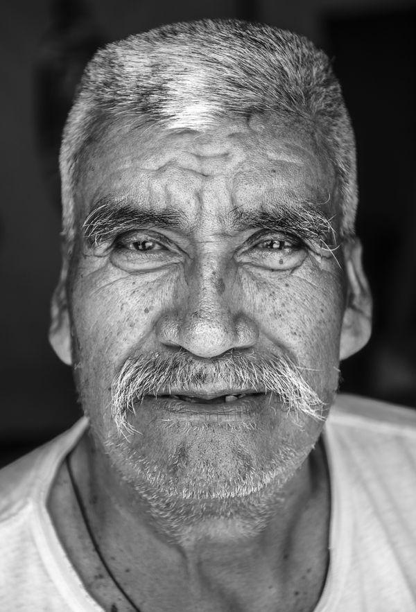 Don Nicasio Diaz, elderly man thumbnail