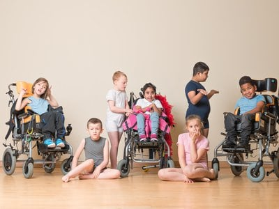 """""""We design the garments around what parents want for their children, what occupational therapists are asking for, what children are saying they're most comfortable in,"""" says Sasha Radwan, founder of SpecialKids.Company."""
