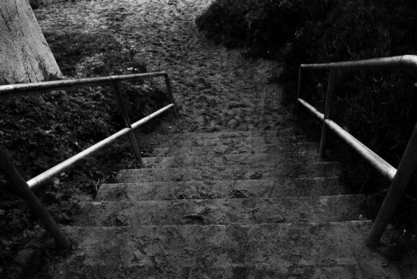 Stairs to the Beach thumbnail