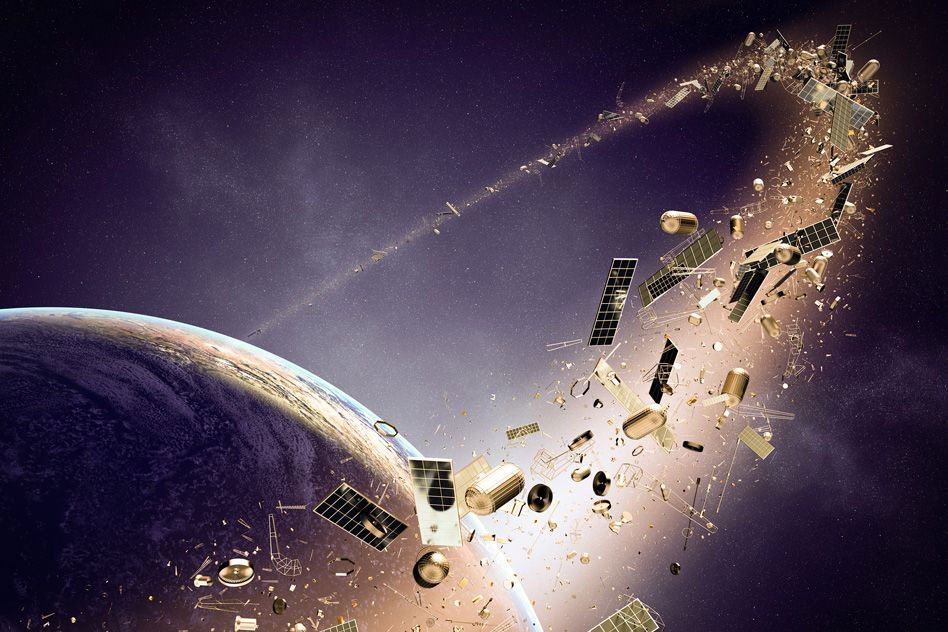 Can the World's First Space Sweeper Make a Dent in Orbiting Debris?
