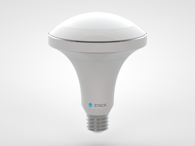With ambient-light and motion sensors onboard, the Alba bulb will know when it should turn on—and just how bright it should be.