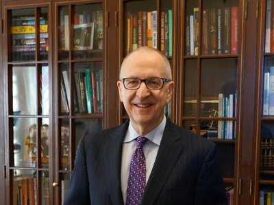 Dr. David Skorton, Secretary of the Smithsonian Institution, ran one of the most successful capital campaigns in the organization's history, raising $1.88 billion.