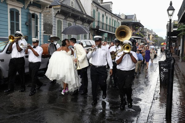 New Orleans Wedding Parade thumbnail