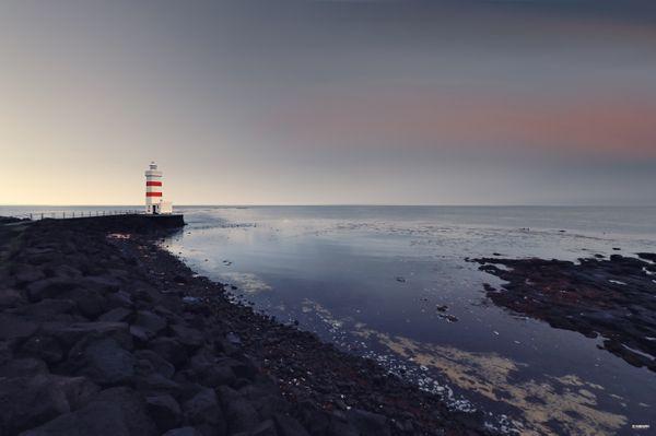 Light house in Iceland thumbnail