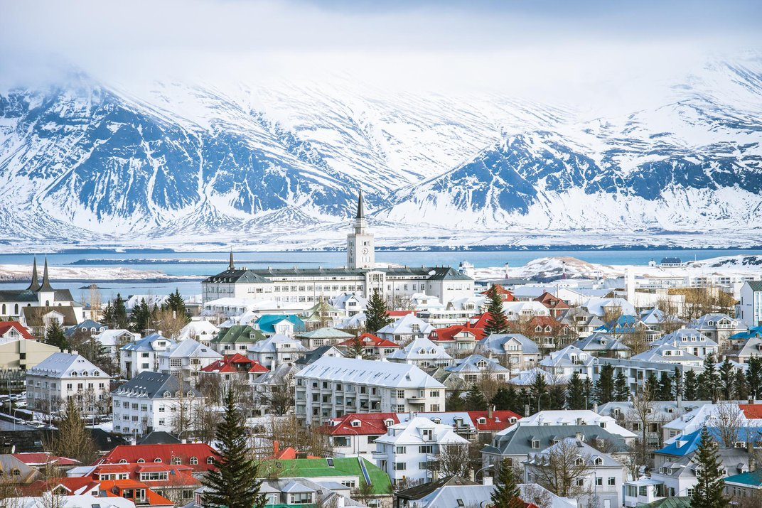 In Iceland, There's a Word for an Ice Cream Road Trip. Here's Where to <i>Ísbíltúr</i> This Winter