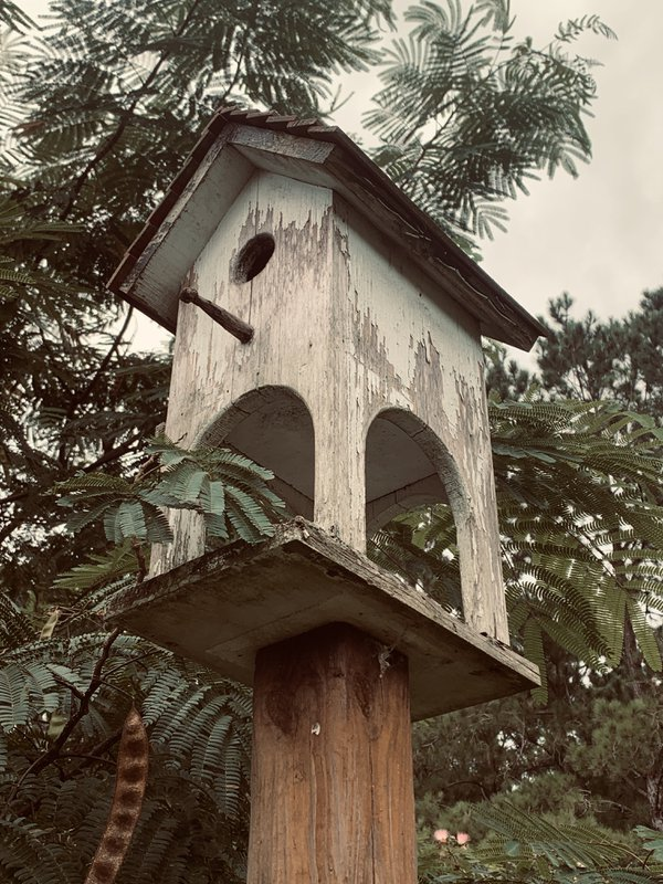 Old Country birdhouse thumbnail