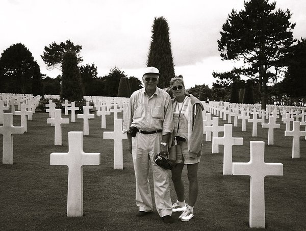 Being Part of all our honored troops at Normandy, France thumbnail