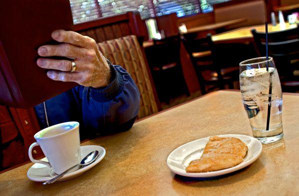 Everyone eats at restaurants while traveling. Order up! thumbnail