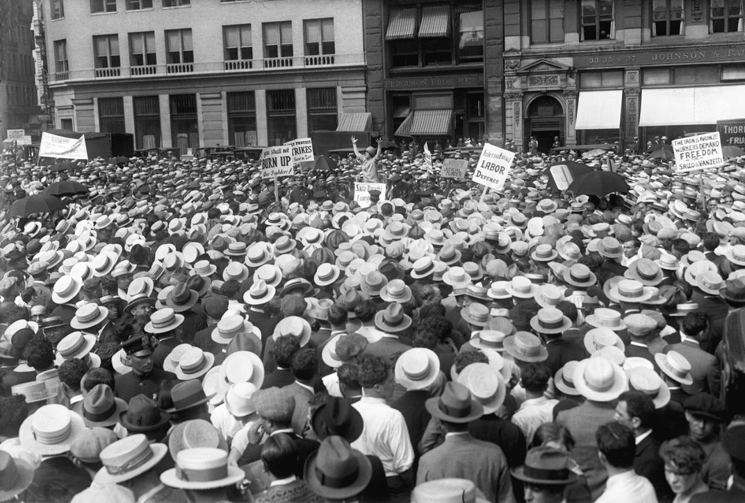 Sacco and Vanzetti's Trial of the Century Exposed Injustice in 1920s America
