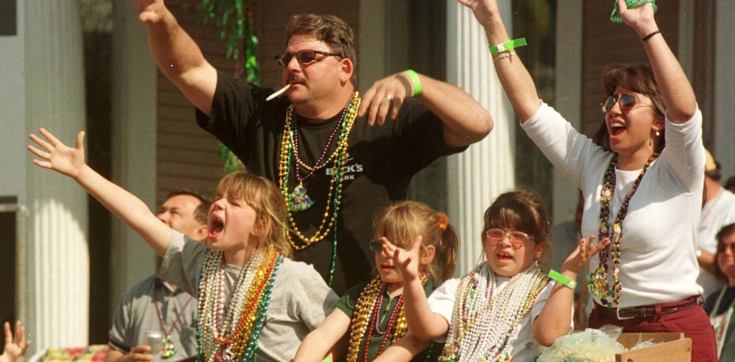 The Toxic Truth Behind Mardi Gras Beads