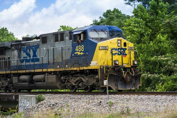 Train in travel. thumbnail