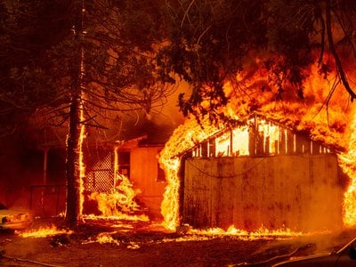 The Dixie Fire was named California's second largest fire, and it is still only 21 percent contained as of this week.