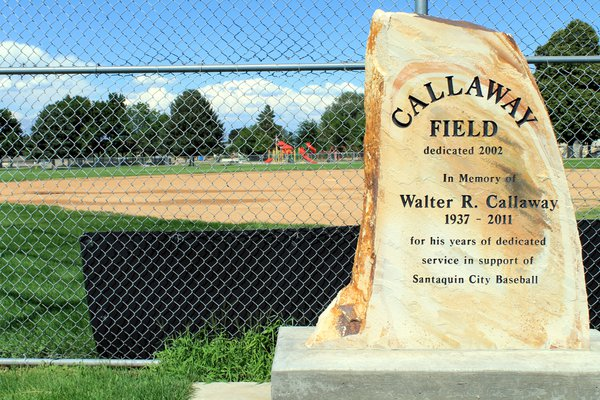 Callaway Field in Santaquin, Utah thumbnail