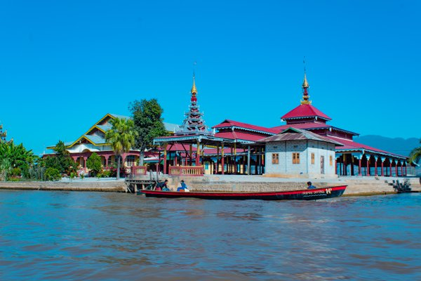 Inlay Monastery thumbnail
