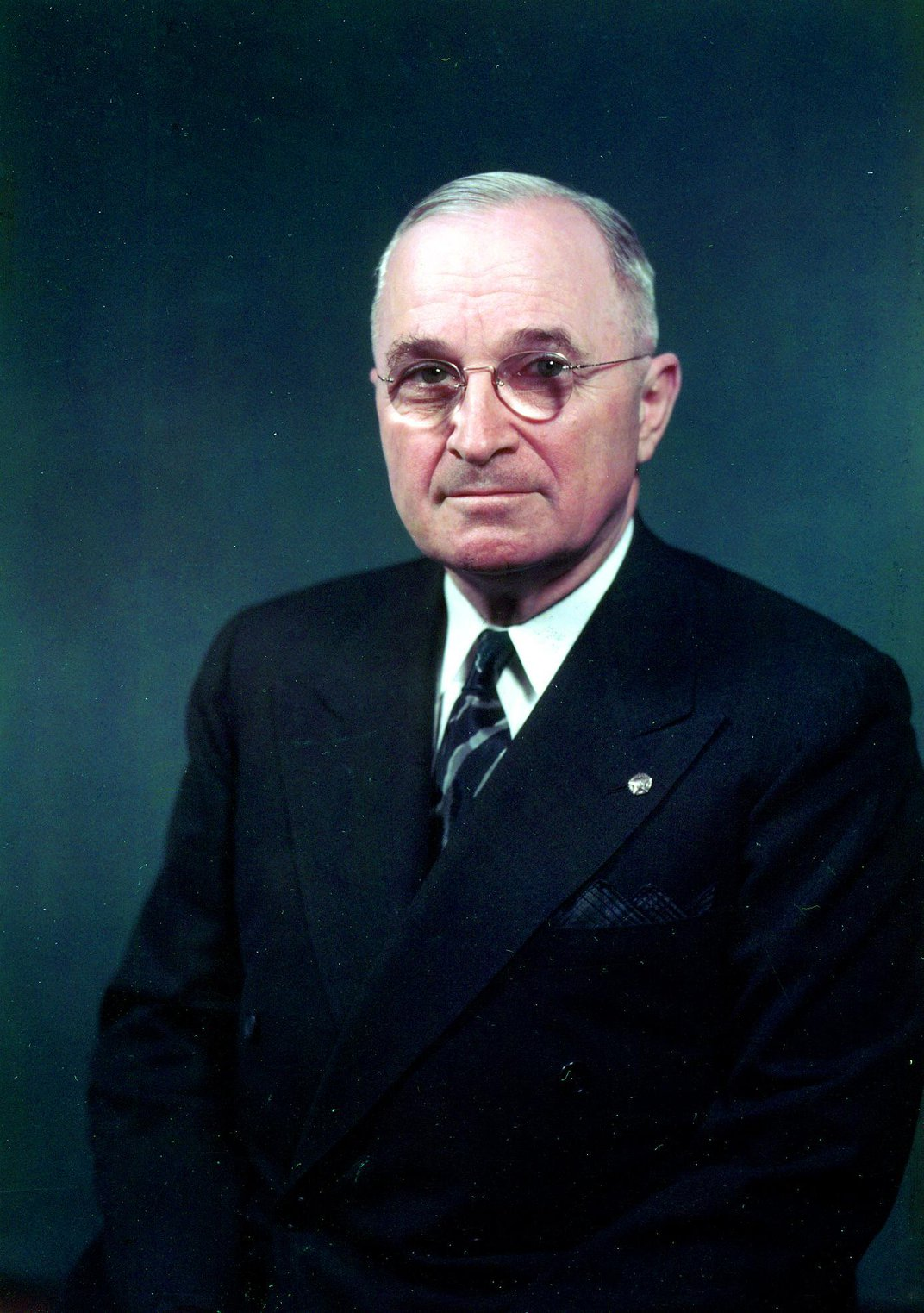 At the Harry Truman Library and Museum, Visitors Get to Ask Themselves Where the Buck Stops