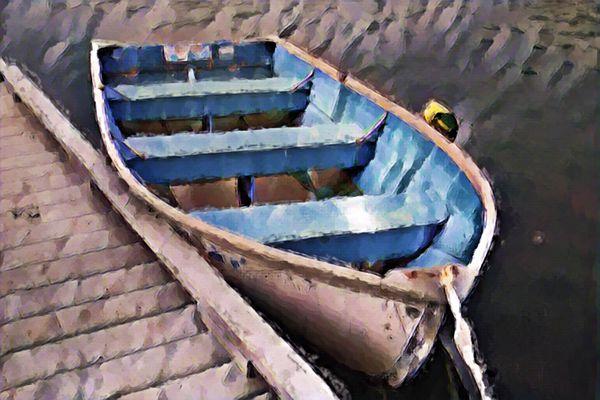 Impression of a Row boat thumbnail