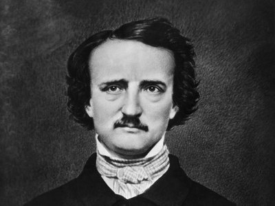 Like his life's work, Edgar Allan Poe's death remains shrouded in mystery.