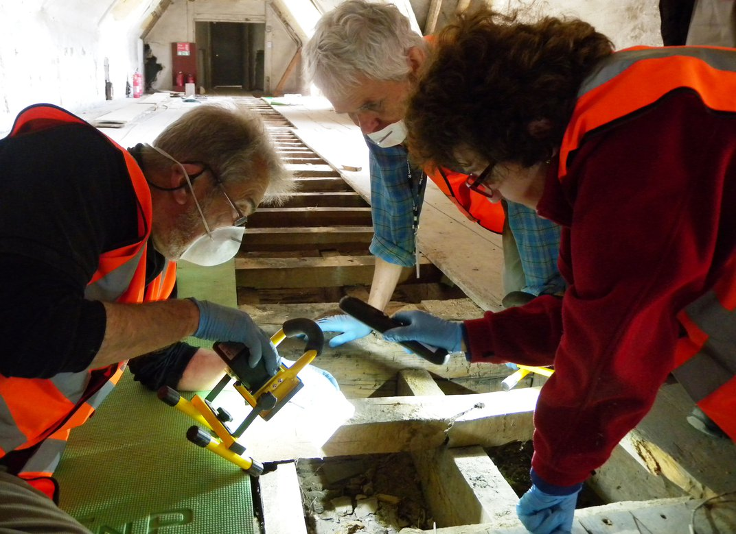 Seventeenth-Century Shopping List Discovered Under Floorboards of Historic English Home