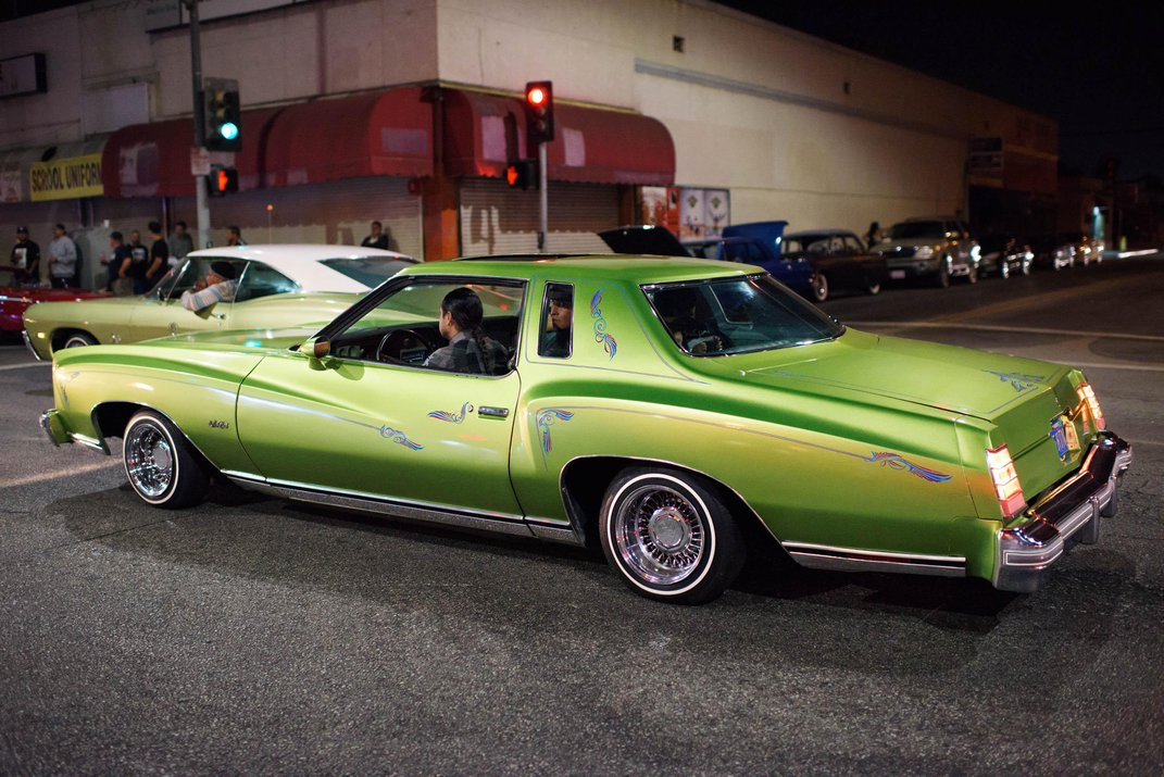 The Vibrant History of Lowrider Car Culture in L.A.