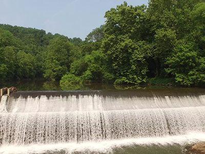 Bloede Dam (ca. 2016) near Ilchester, Maryland