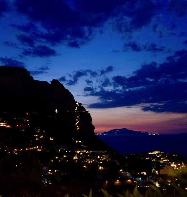 Capri Sunset  thumbnail