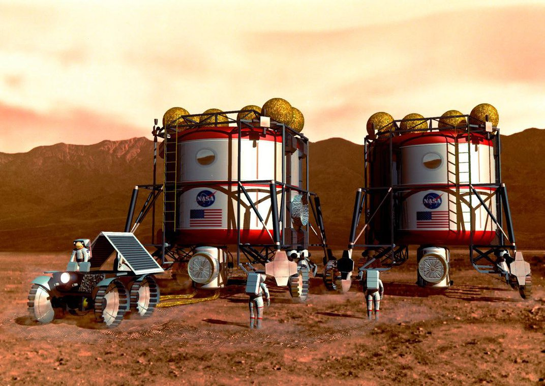A Smithsonian Researcher Reflects on What It Will Take to Land Humans on Mars