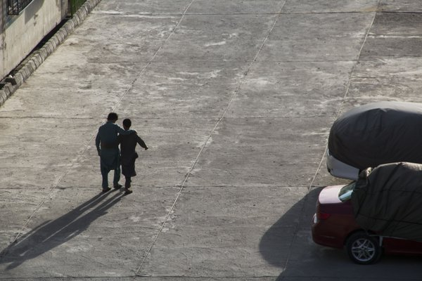 Two friends in Kabul thumbnail