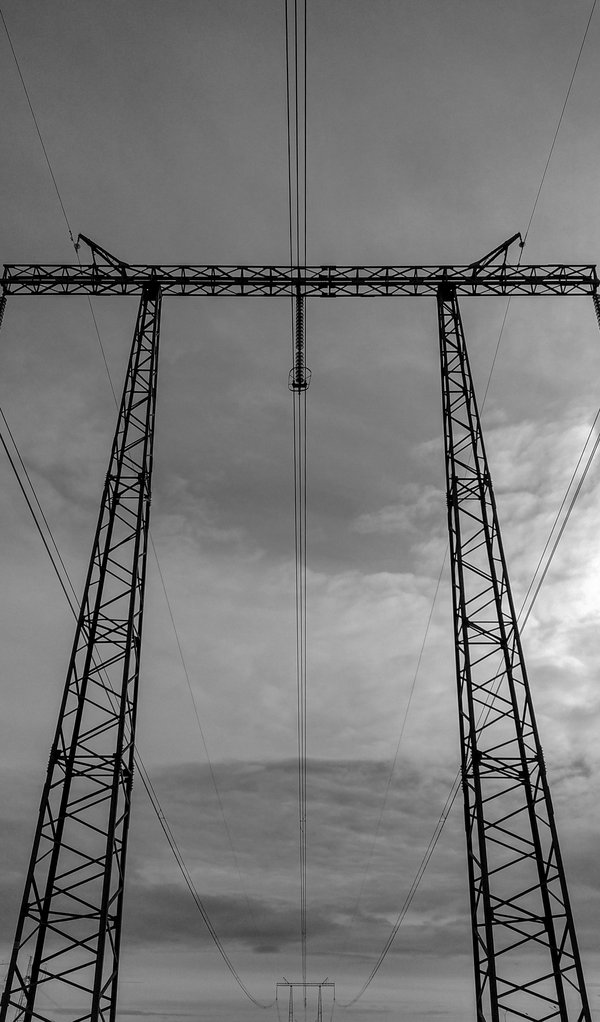 high-voltage towers thumbnail