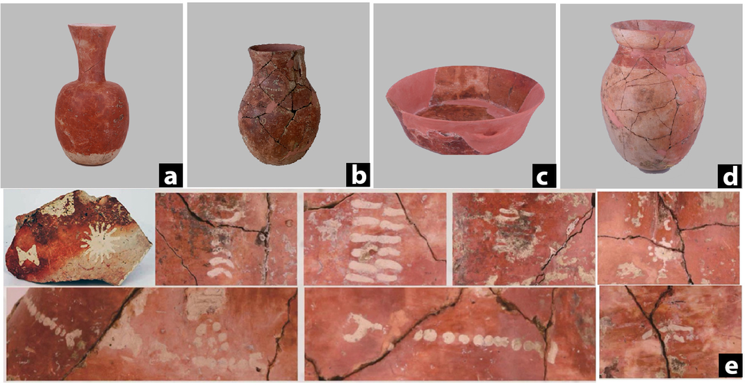 Remains of 9,000-Year-Old Beer Found in China