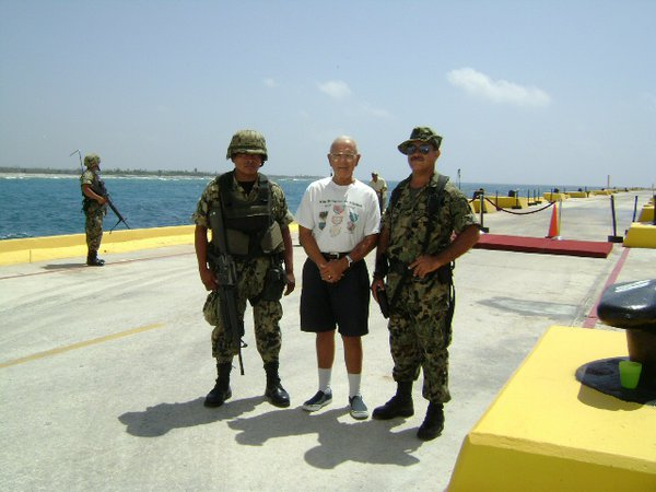 Mexican Marines and an American thumbnail