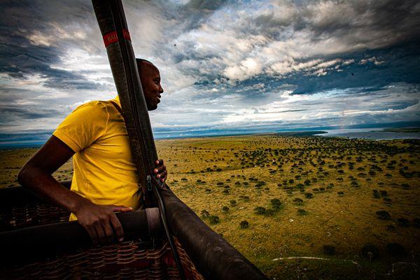 Uganda balloon flight no. 2 thumbnail