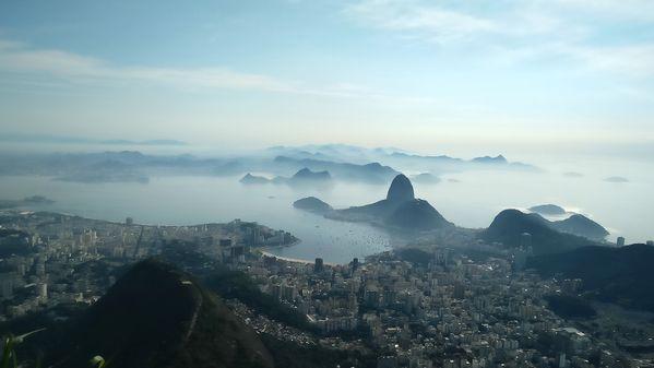Rio de Janeiro in Fog thumbnail