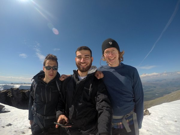 Summiting Ben Nevis With New Friends thumbnail