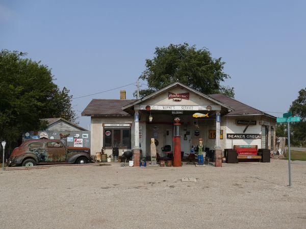 Beaver Creek, Minnesota Gas Station thumbnail