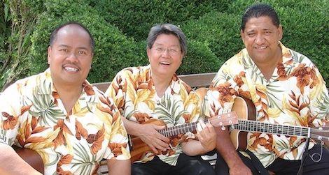 The Aloha Boys bring island sound to the East Coast.