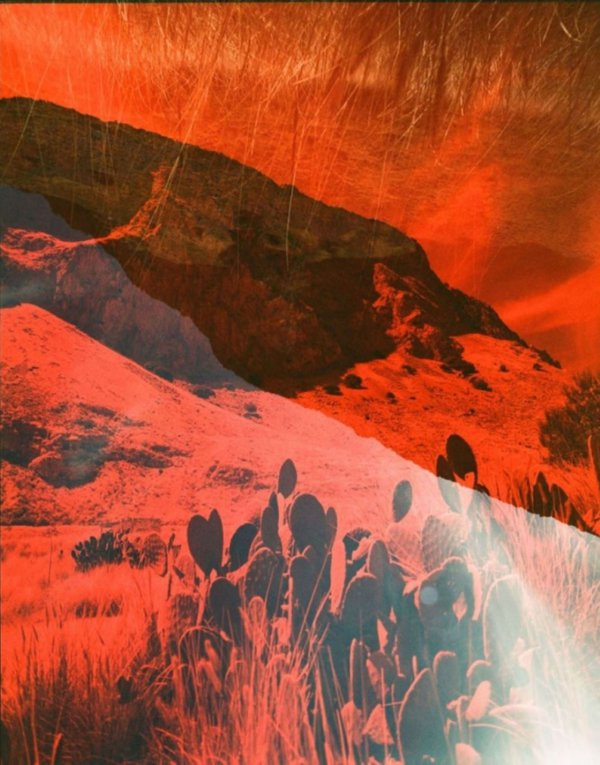 Red landscape in Sicily  thumbnail