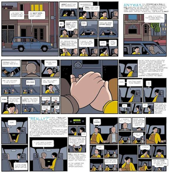 Designing Lives and Building Stories, Chris Ware's Comic Book Epic