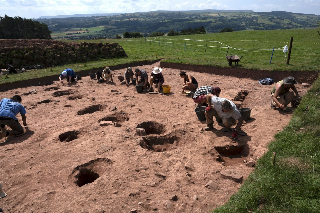 Neolithic Monument Linked to King Arthur Is Older Than Stonehenge