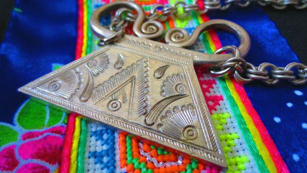 Xauv- Silver Necklace  thumbnail