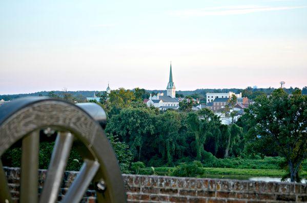 Historic Fredericksburg, Virginia on the Rappahannock River thumbnail