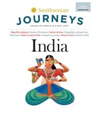 Cover for India