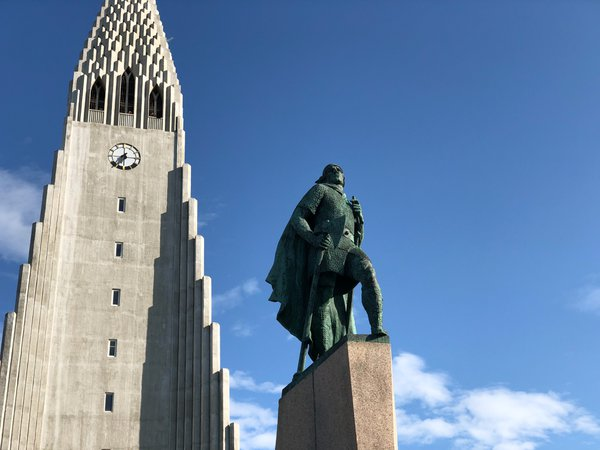 Leif Erikson Statue thumbnail
