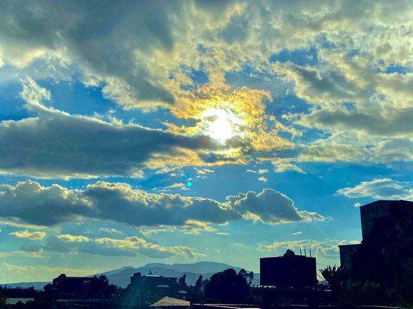 Beautiful sky thumbnail