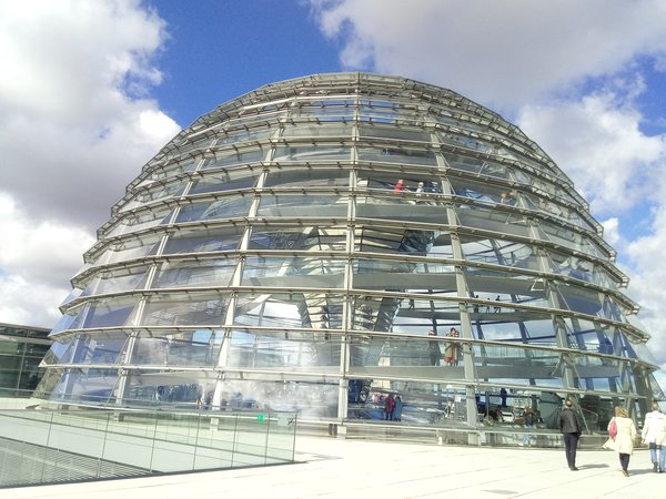 Dome of Reichstag thumbnail